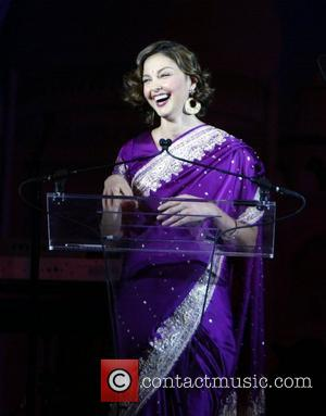 Ashley Judd at the 'YouthAIDS Gala: Faces of India' held at the Ritz-Carlton, Tysons Corner McLean, Virginia - 02.11.07