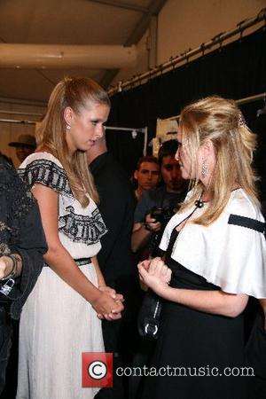 Nicky Hilton and Kathy Hilton