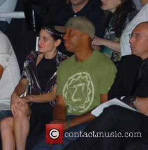 Russell Simmons and Nicky Hilton
