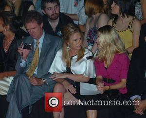 Rick Hilton and Kathy Hilton Mercedes-Benz Fashion Week New York Spring 2008 at Bryant Park - Nicholai by Nicky Hilton...