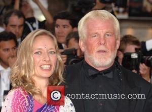 * NOLTE WELCOMES BABY Actor NICK NOLTE is celebrating after becoming a father at 66.  The actor's girlfriend, Clytie...
