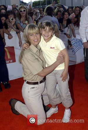 Terri Irwin and Bindi Irwin  Nickelodeon Australian Kids' Choice Awards 2007 at Sydney Entertainment Centre Sydney, Australia - 10.10.07