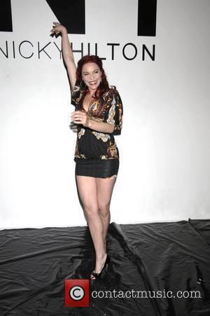 Carmit Bachar Mercedes-Benz Autumn 2008 LA Fashion Week - Nicholai by Nicky Hilton - Front Row and Catwalk Culver City,...
