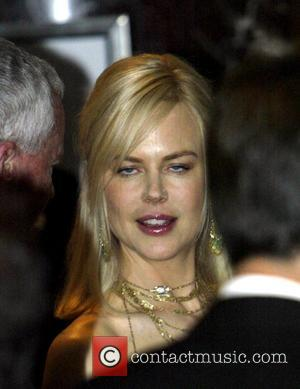 Kidman Celebrates Birthday With Teens