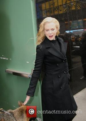 Kidman Parties With Ex-husband Cruise