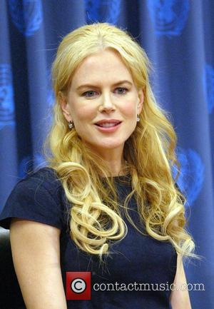 Kidman Gathers Friends And Family For Support
