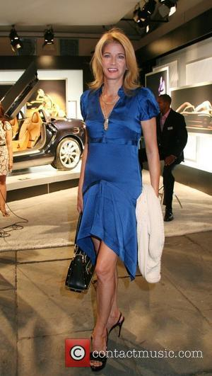 Candace Bushnell Mercedes-Benz Fashion Week New York Spring 2008 at Bryant Park - Nicole Miller - Arrivals New York City,...