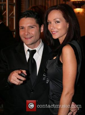 Corey Feldman and Wife