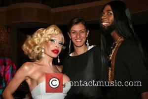 Amanda Lepore, Sally Singer, Andre J Paper, Diesel, and Dos Equis host the 'Night Life Awards' at Spotlight New York...
