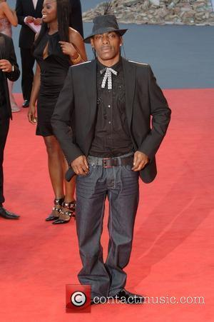 Coolio 64th Venice Film Festival - Day 8 - 'The Nightmare Before Christmas' 3-D premiere - arrivals Venice, Italy -...