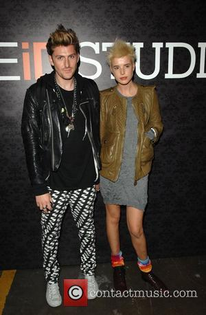 Henry Holland and Agyness Deyn Celebrity VIP Media Launch of the Nikeid Studio held at Niketown Oxford Street - Arrivals...