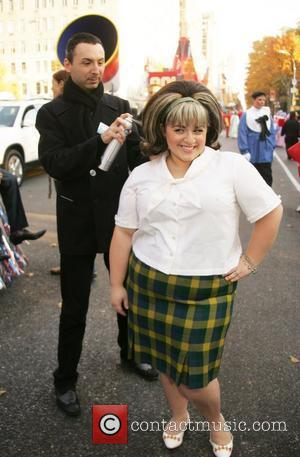 Nikki Blonsky and Hairspray