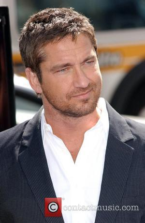 Gerard Butler The World Premiere of Nim's Island at Grauman's Chinese Theatre - Arrivals Hollywood, California - 30.03.08