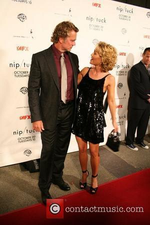 John Schneider, Kelly Carlson Nip/Tuck Season 5 Premiere Screening held at the Paramount Theatre Hollywood, California - 20.10.07