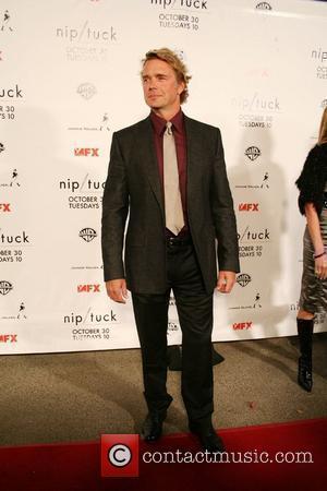 John Schneider Nip/Tuck Season 5 Premiere Screening held at the Paramount Theatre Hollywood, California - 20.10.07