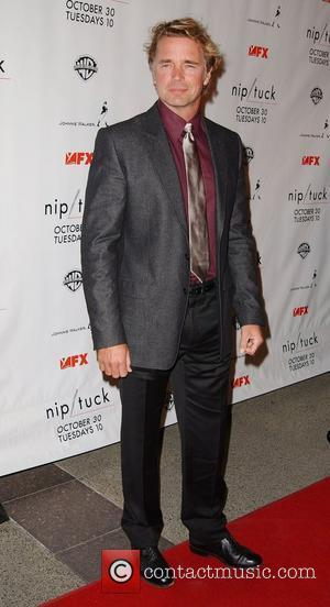 John Schneider  Nip/Tuck season five premiere at Paramount Studios, Hollywood Los Angeles, California - 20.10.07