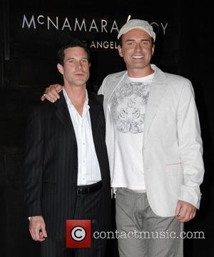 Dylan Walsh and Julian Mcmahon