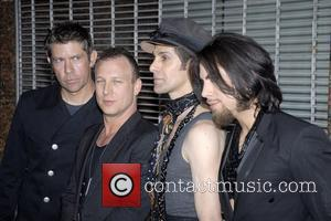 Perry Farrell, Dave Navarro, Eric Avery, Stephen Perkins of Jane's Addiction US NME Awards held at the El Rey Theatre...