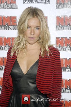 Sienna Miller US NME Awards held at the El Rey Theatre - Arrivals Los Angeles, California - 23.04.08