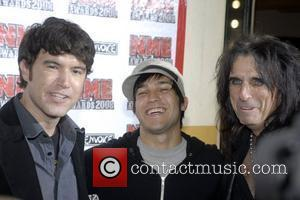 Tom Anderson, Alice Cooper and Pete Wentz