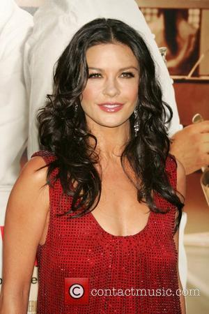 Zeta-jones In Trouble At Elton Gig