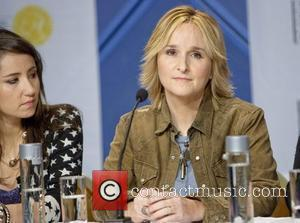 KT Tunstall and Melissa Etheridge Attend the press conference before the 2007 Nobel Peace Prize Concert Oslo, Norway - 11.12.07