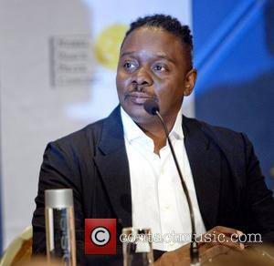 Philip Bailey from the group Earth Wind & Fire Attends the press conference before the 2007 Nobel Peace Prize Concert...