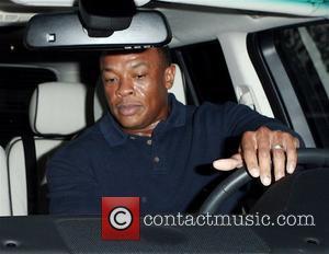 Dr Dre leaving Nobu at Cross Creek Malibu, California - 17.05.08