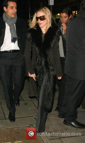 Madonna's Rant At London Mayor