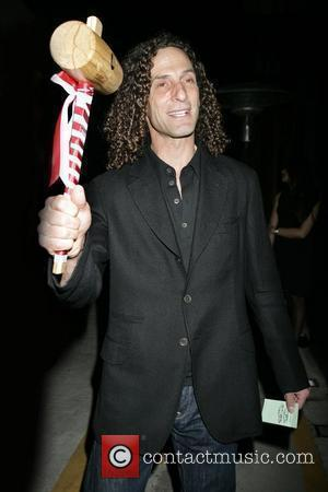 American saxophonist Kenny G outside the grand opening of Nobu restaurant in Malibu Malibu, California - 04.03.08