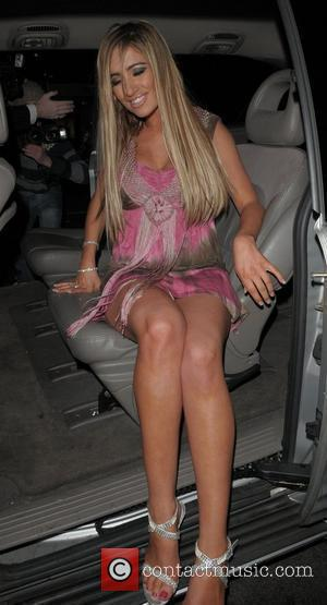 Chantelle Houghton The Perfume Shop Celebrity Nose Of The Year  held at Mint Leaf London, England - 07.02.08