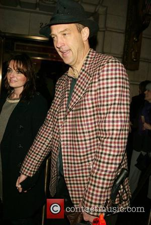 Anthony Edwards & Jeanine Lobell Opening Night of the Broadway Play 'November' at the Ethel Barrymore Theatre New York City,...