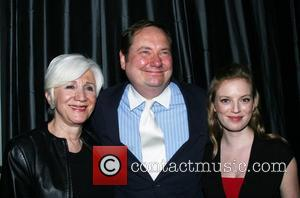 Olympia Dukakis, Stephen Whitty and Sarah Polley