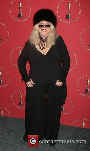 Sylvia Miles The New York 80th Annual Academy Awards (Oscars)party at The Carlyle Hotel New York City, USA - 24.02.08