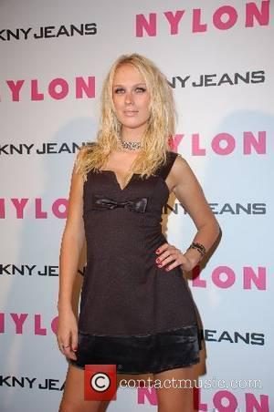 Caridee English Nylon Magazine Young Hollywood Issue New York City, USA - 09.05.07