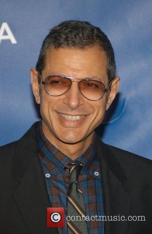 Goldblum Turns Environmental Campaigner