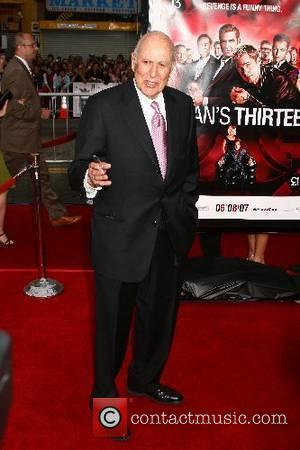 Carl Reiner Los Angeles Premiere of 'Ocean's 13' held at Grauman's Chinese Theatre - Arrivals Los Angeles, California USA -...