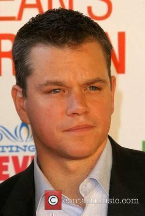 Matt Damon, Palms Hotel