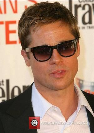 Brad Pitt Oceans 13 Las Vegas Premiere at the Opening of CineVegas - Arrivals at the Palms Hotel Casino Las...
