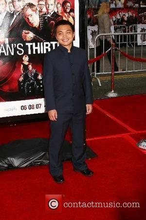 Shaobo Qin Los Angeles Premiere of 'Ocean's 13' held at Grauman's Chinese Theatre - Arrivals Los Angeles, California USA -...