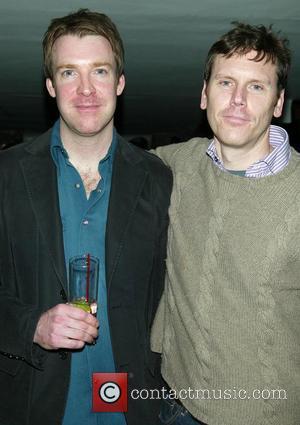 Brian Hutchison and Flea