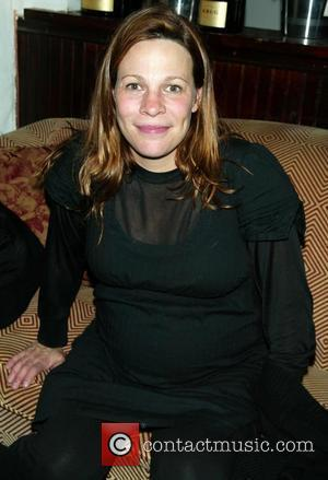 Lili Taylor After party for the world premiere of Flea Theater's production