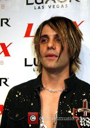 Criss Angel Britney Spears hosts the grand opening of LAX nightclub at Luxor Hotel and Casino Las Vegas, Nevada -...
