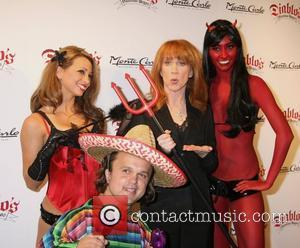 Kathy Griffin and Models