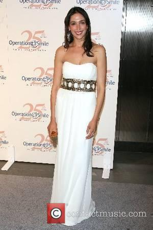 Lauren Silverman Operation Smile 25th Anniversary Collection Couture Event held at the 7 World Trade Centre New York City, USA...