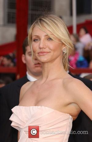 Cameron Diaz, The Oscars 2008