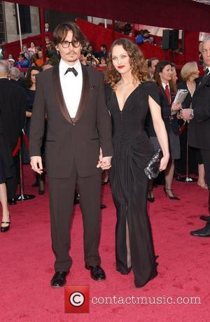 Johnny Depp, The Oscars 2008