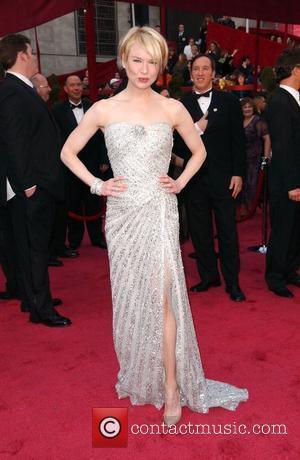 Renee Zellweger, The Oscars 2008