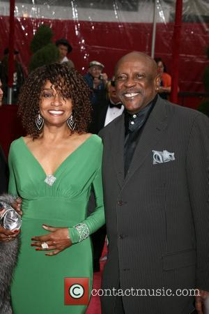 Lou Gossett Jr. And Guest The 80th Annual Academy Awards (Oscars) - Arrivals Los Angeles, California - 24.02.08