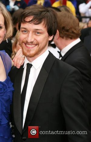 James McAvoy, Academy Of Motion Pictures And Sciences, The Oscars 2008, Anne-Marie Duff